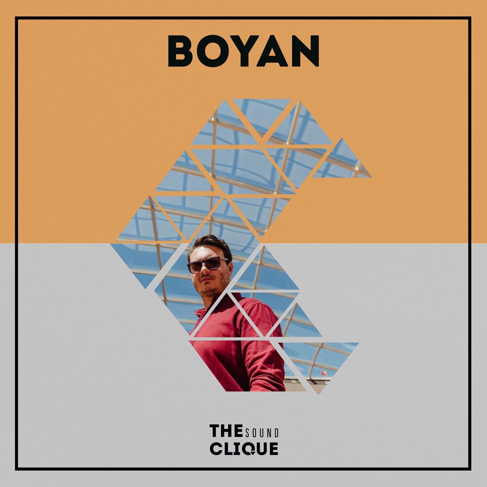 Boyan Behind The Decks