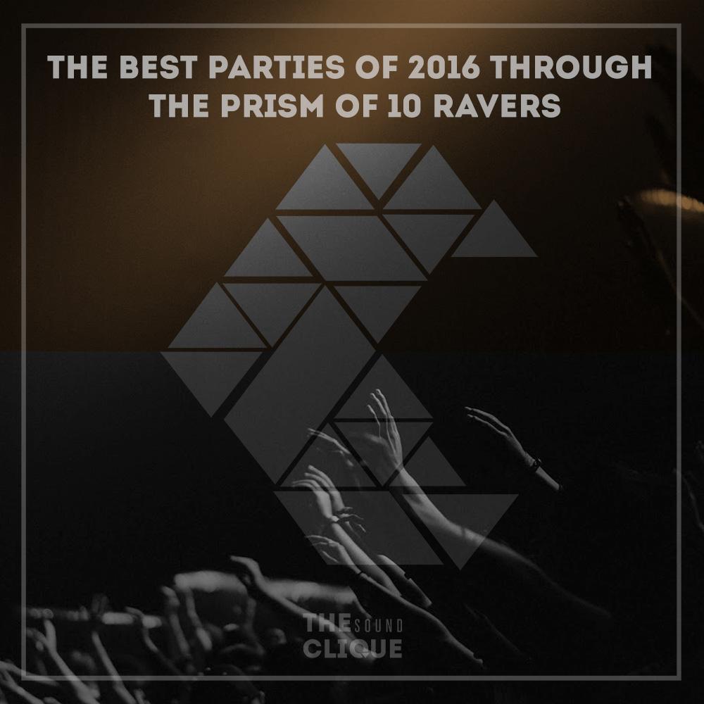 The best parties of 2016
