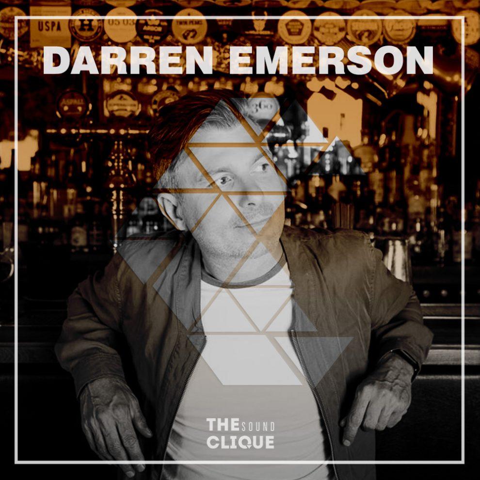 Darren Emerson interview - The Sound Clique