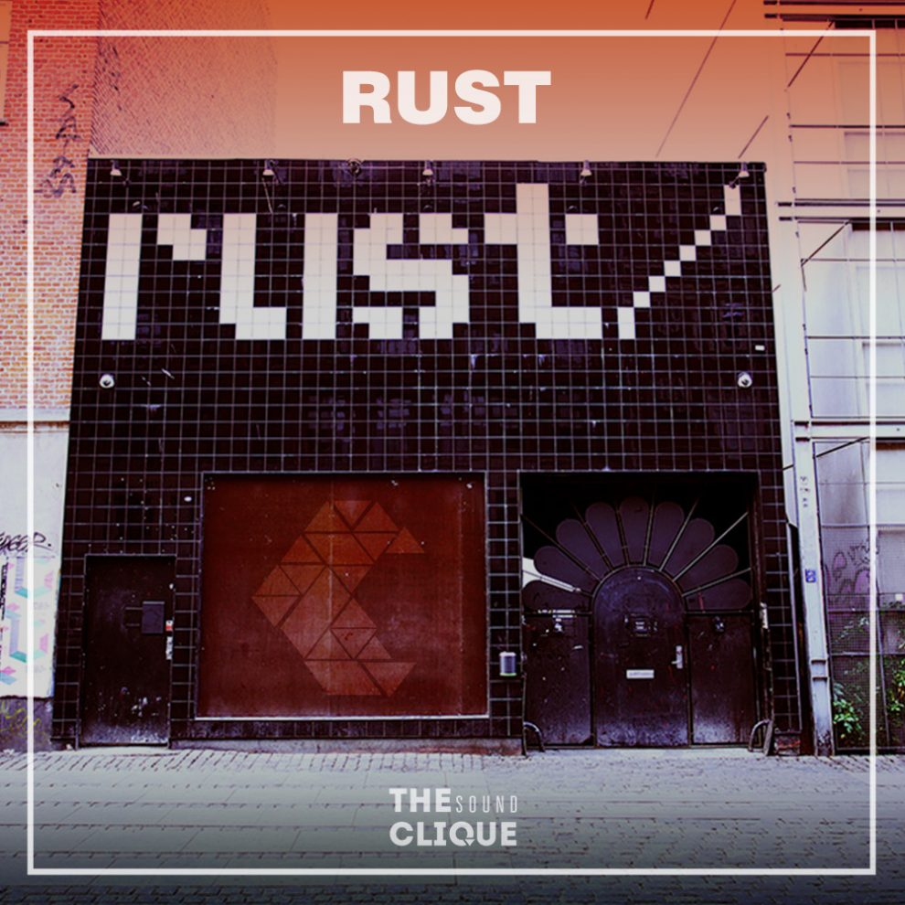 Rust Interview with The Sound Clique Cover