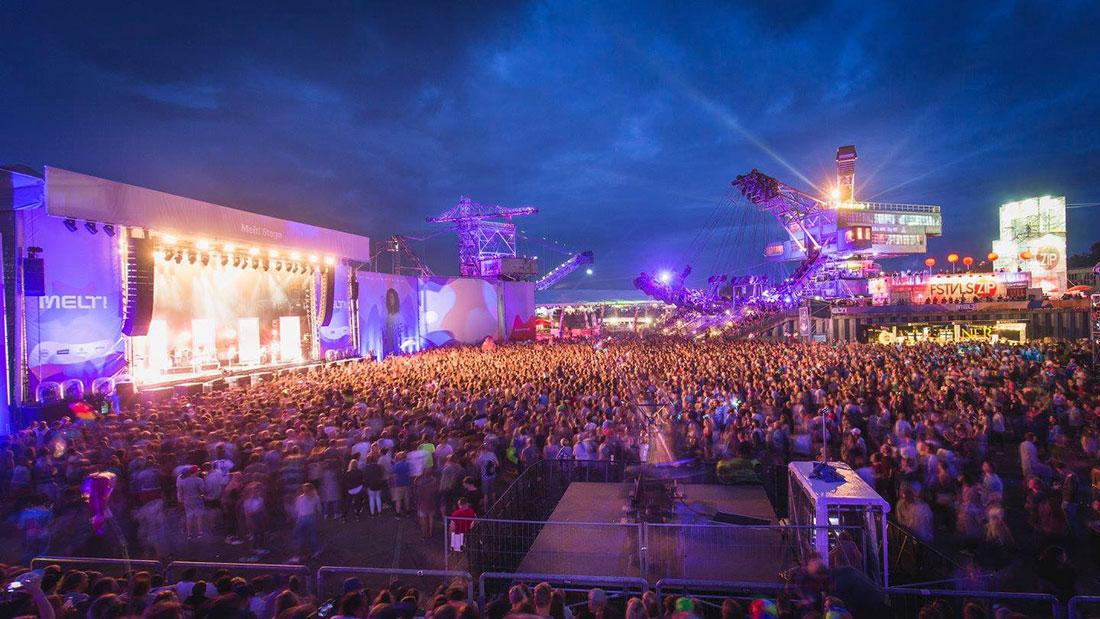 Melt Festival Main Stage