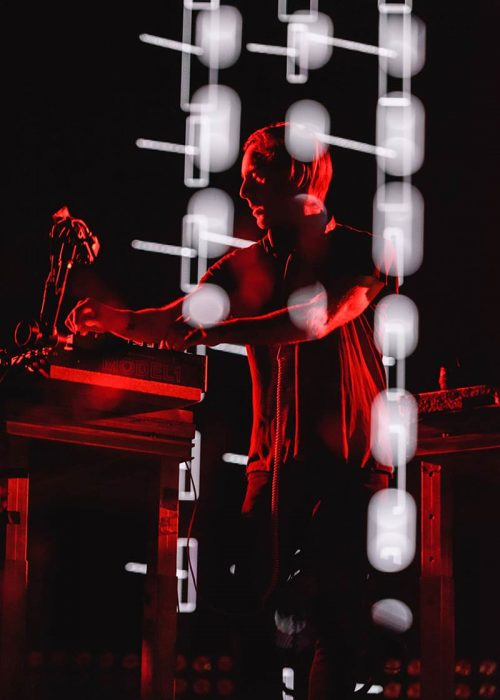 Richie Hawtin Sonar Club 2016 by Ariel Martini