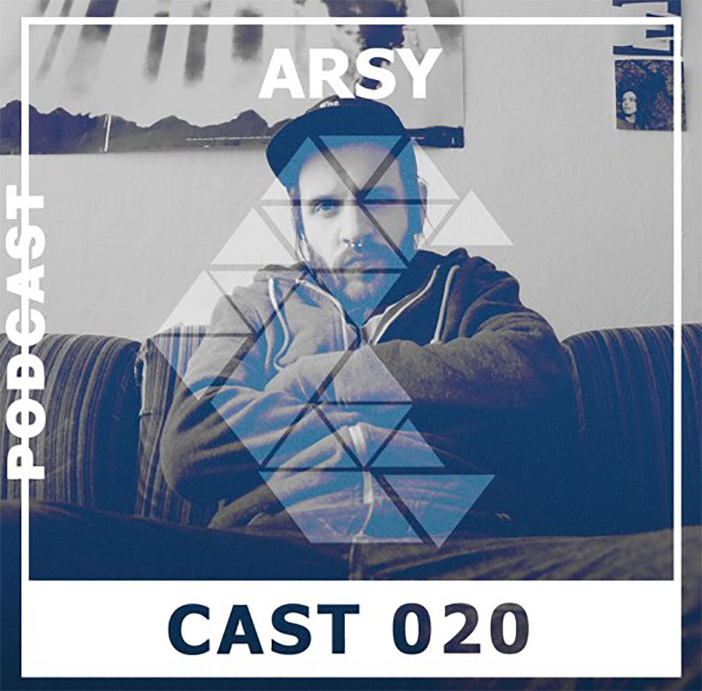 Arsy The Sound Clique Podcast 020
