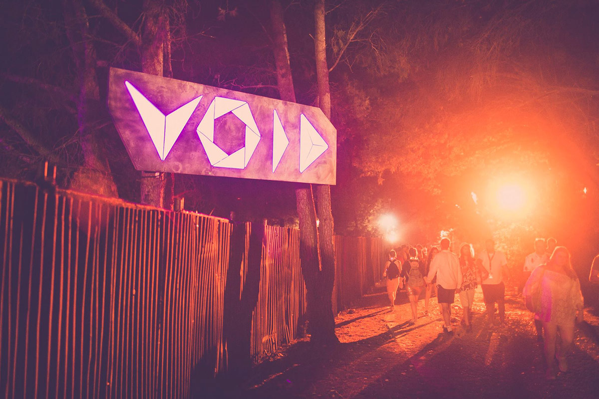 Void Dimensions festival