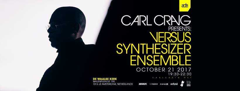 Carl Craig presents Versus Synthesizer Ensemble