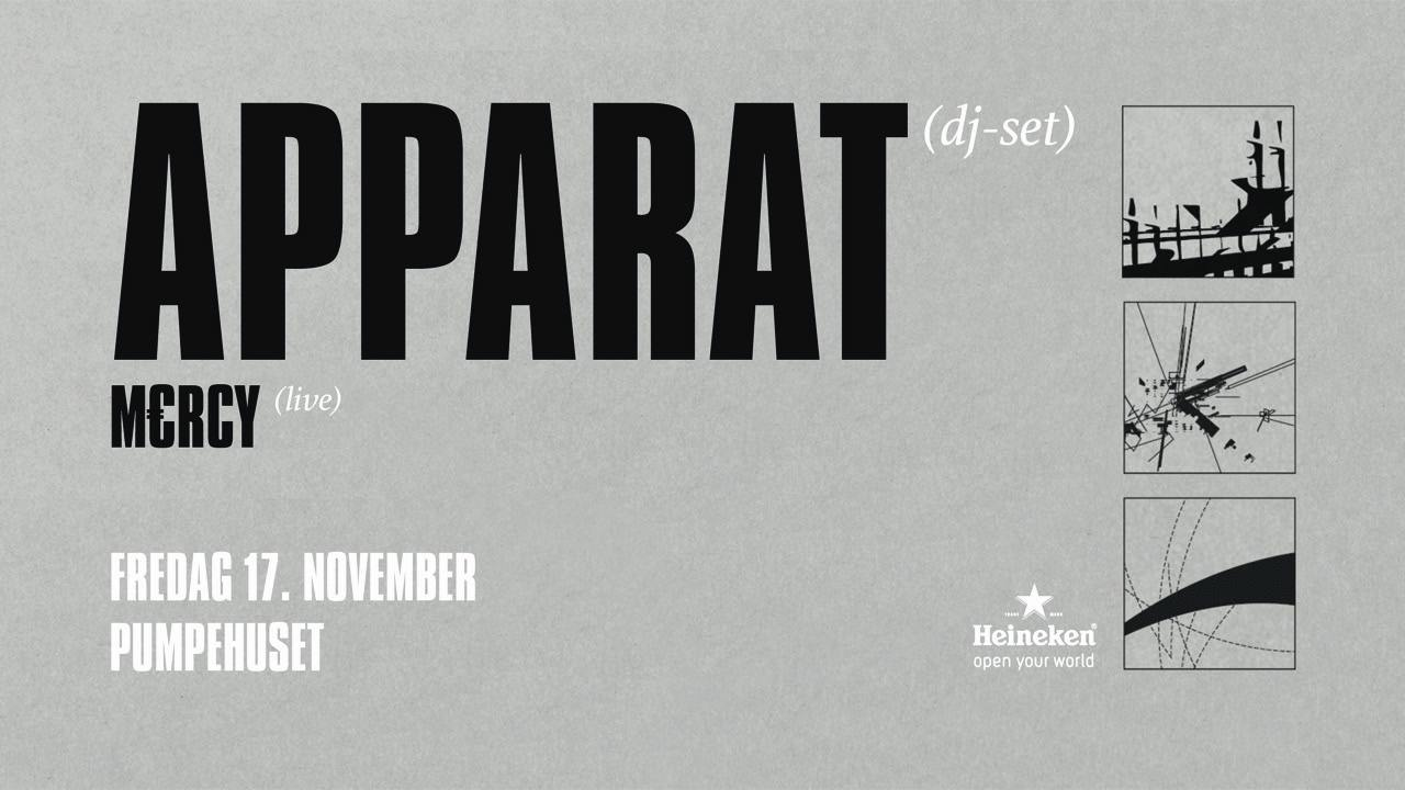 Apparat at Pumpehuset