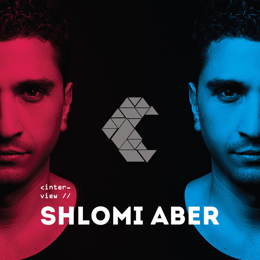 Shlomi Aber Interview Cover