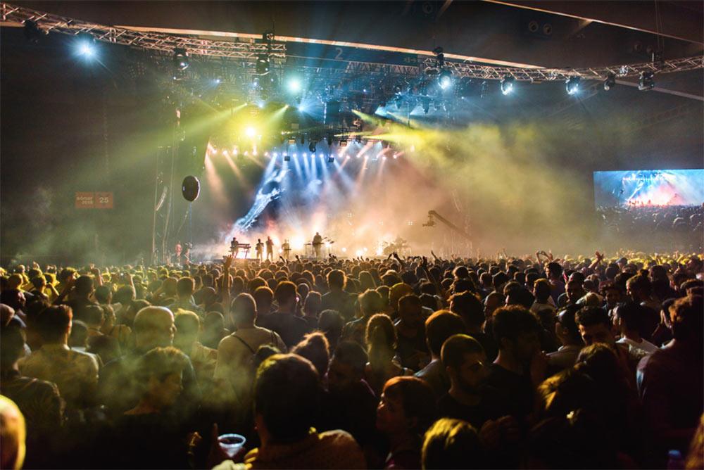 Sonar Festival 2018 Highlights Bonobo Live Sonar 2018