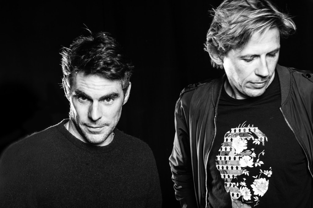 Groove Armada UK Live tour