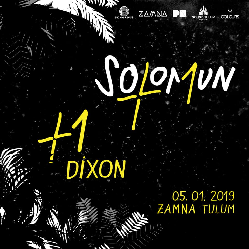 Solom +1 with Dixon returns to Tulum