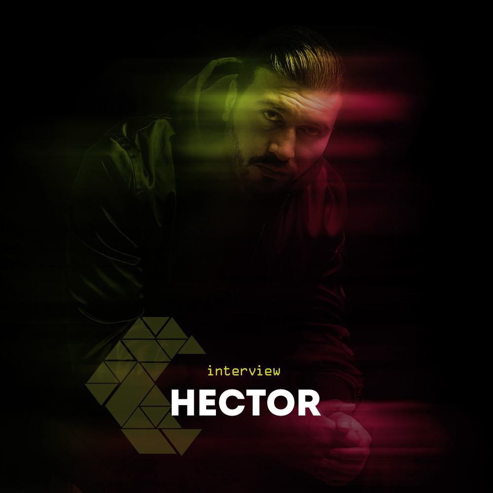 """TSC Behind The Decks Hector Interview cover"""