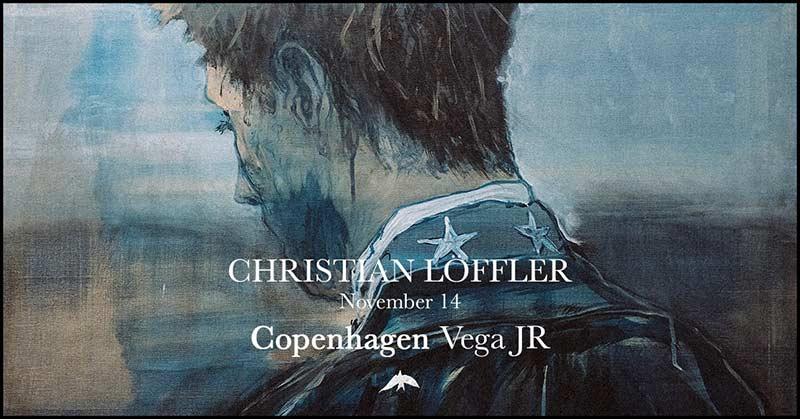 Christian Löffler Vega, Copenhagen