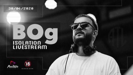 BOg - Paris Livestream