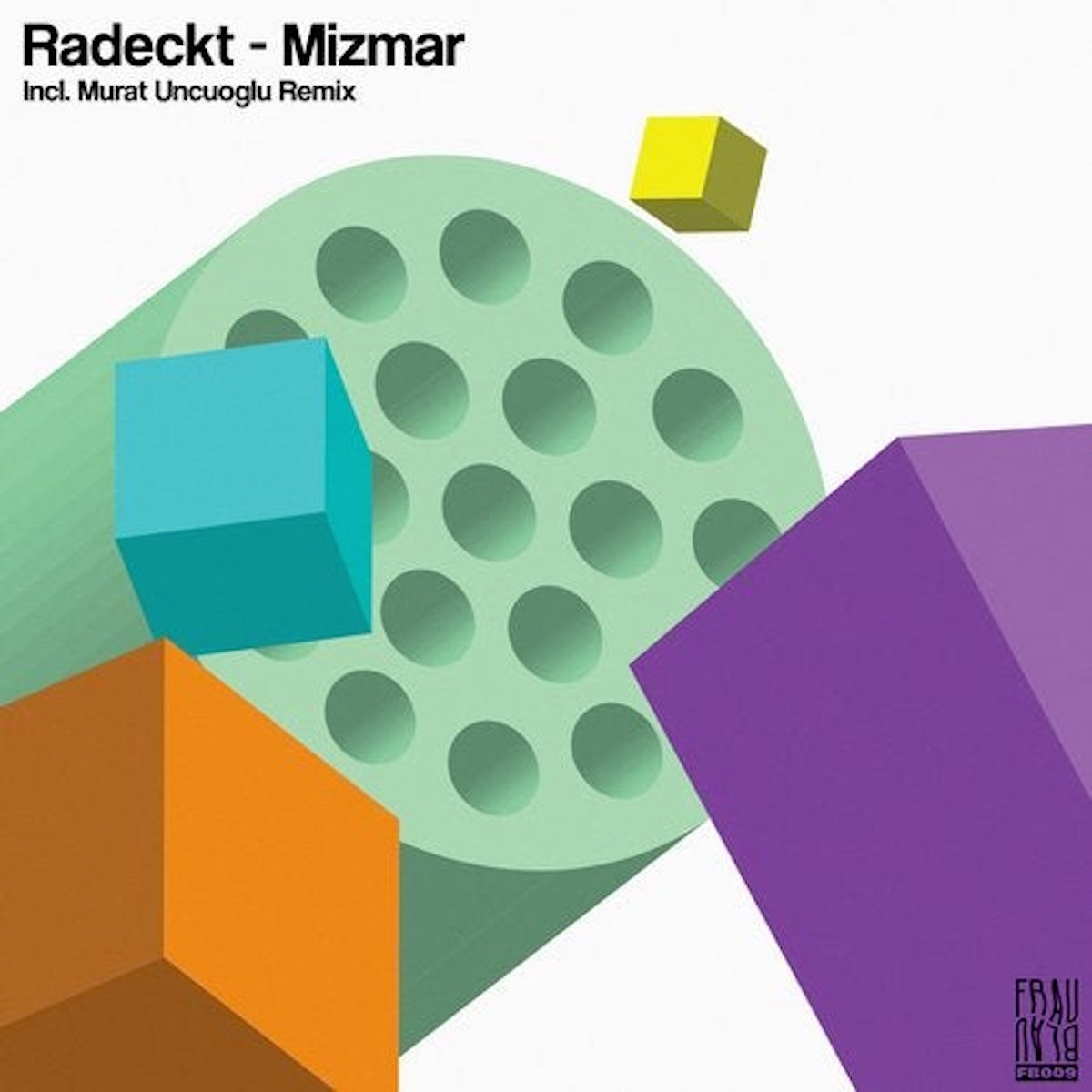 Radeckt Mizmar EP is out on Frau Blau