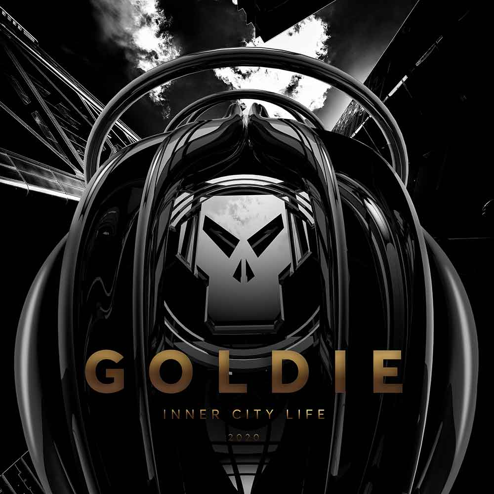 """Goldie Releases 'Inner City Life' Remix Pack"""