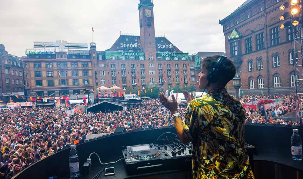 """""""Mai Schaarup- Copenhagen Pride-2018"""""""