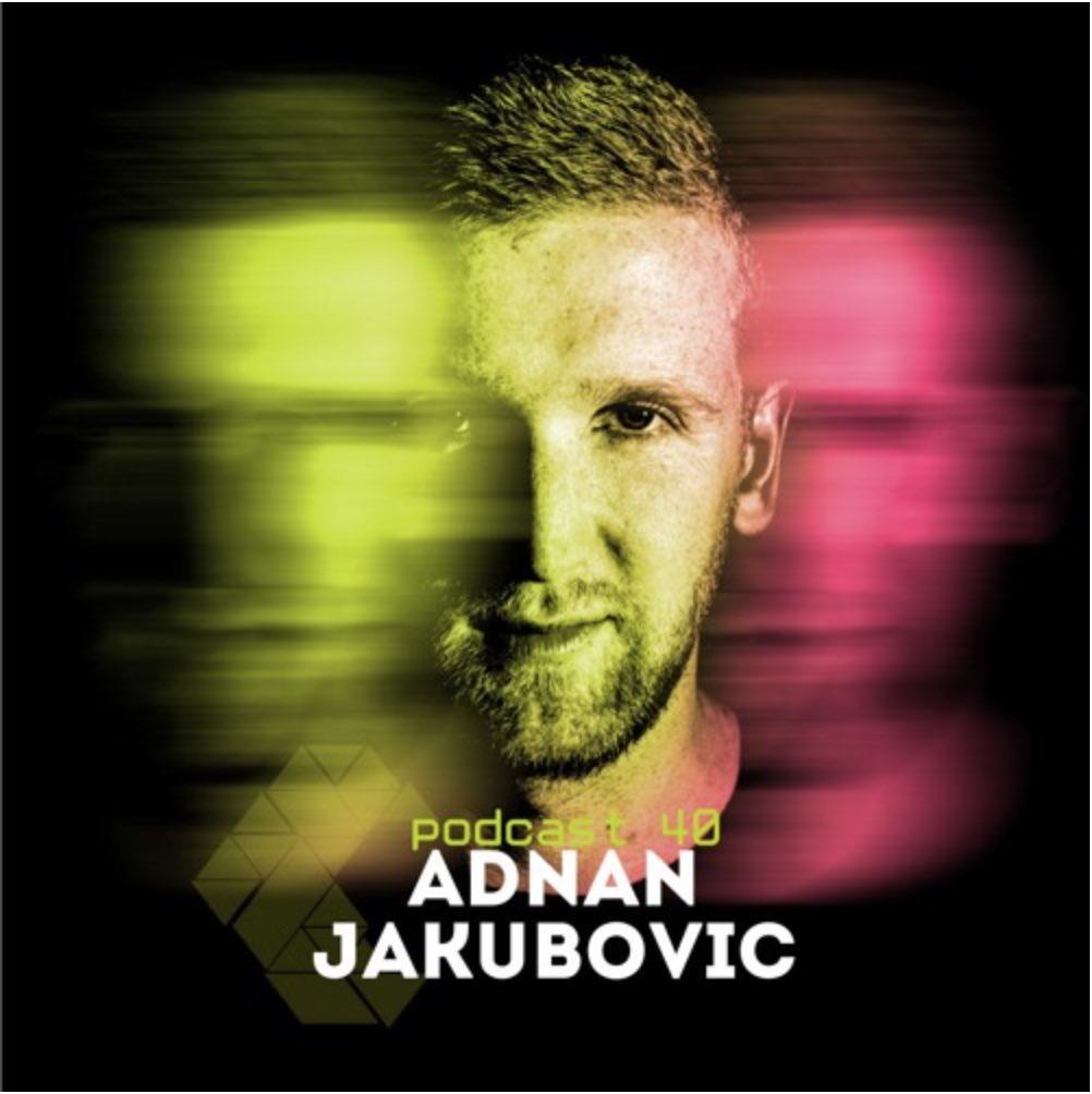 """TSC Cast 040 - Adnan Jakubovic Cover"""